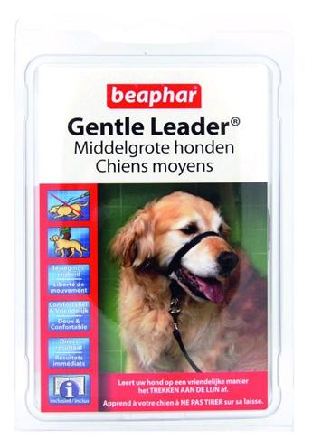 Beaphar gentle leader black