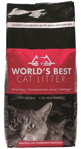 World's best kattenbakvulling extra strength