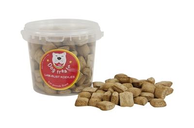 Dog treatz lam/rijst koekjes
