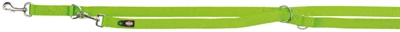 Trixie hondenriem premium verstelbaar nylon appel