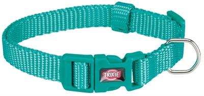 Trixie premium halsband hond oceaan blauw