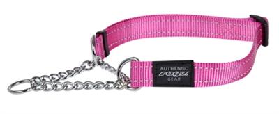 Rogz for dogs fanbelt choker roze