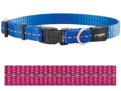 Rogz for dogs nitelife halsband roze