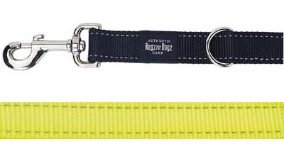 Rogz for dogs lumberjack multipurpose lijn geel