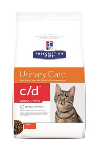 Hill's feline c/d urinary stress