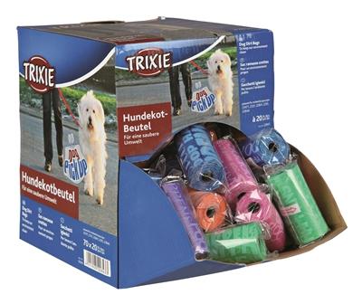 Trixie poepzakjes display
