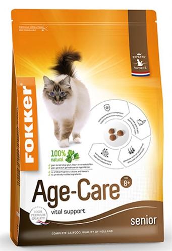 Fokker kat age-care