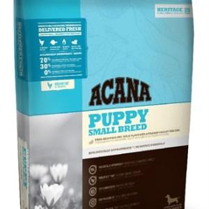 Acana heritage puppy small breed