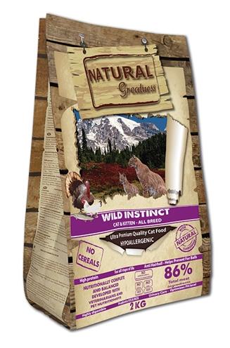 Natural greatness wild instinct