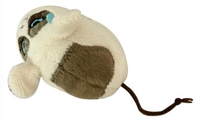 Grumpy muis