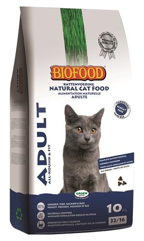 Biofood premium quality kat adult fit