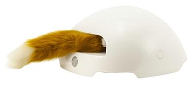 Frolicat fox den
