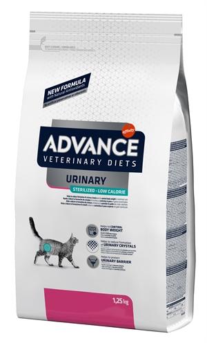 Advance veterinary cat urinary sterilized