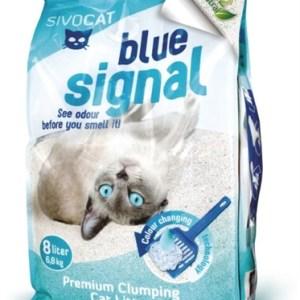Sivocat blue signal