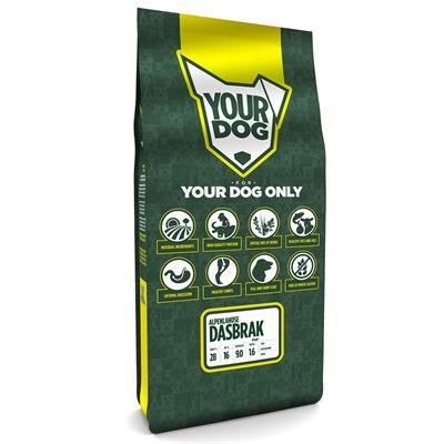 Yourdog alpenlandse dasbrak pup