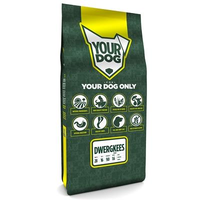 Yourdog dwergkees pup
