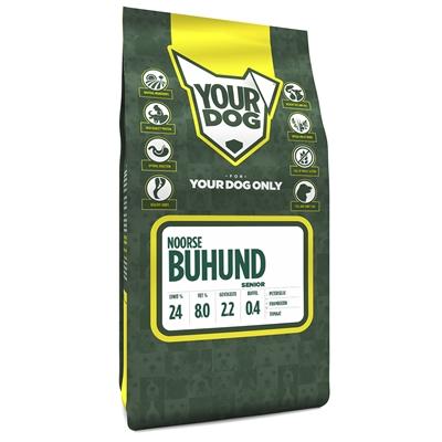 Yourdog noorse buhund senior