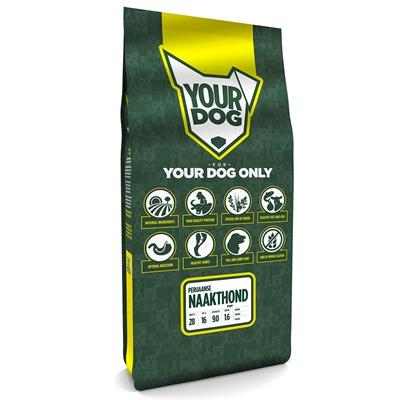 Yourdog peruaanse naakthond pup