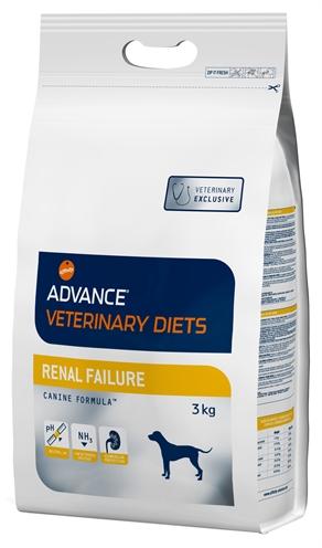 Advance hond veterinary diet renal failure