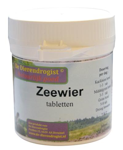 Dierendrogist zeewier tabletten