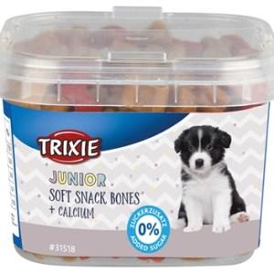 Trixie junior soft snack bones met calcium