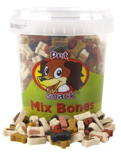 Petsnack mix bones
