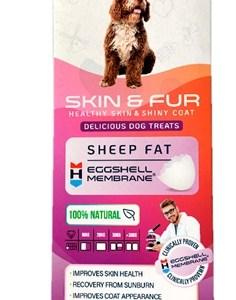 Henart pro life science schapenvet blokjes huid en vacht