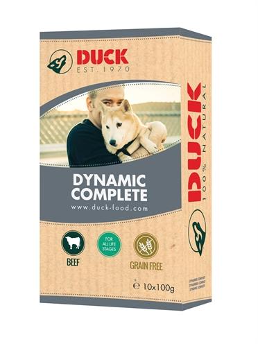 Duck complete dynamic zero gluten
