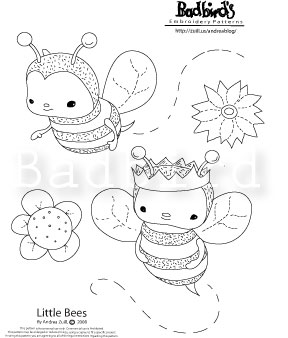 New embroidery pattern for my Etsy store! « Andrea Zuill's