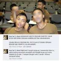Remaja lelaki Melayu Singapura yang menghina Allah dan Nabi Muhammad