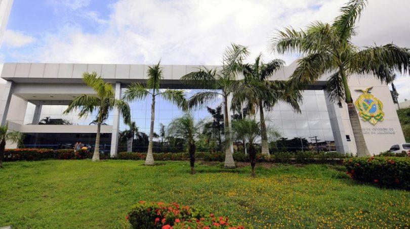Sede do Governo do Estado do Amazonas | Foto: SECOM