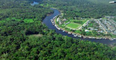 municípios amazonenses