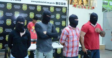 """operação """"Policial Sem Rosto"""""""