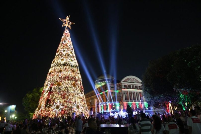 Natal no Largo - Foto Michael Dantas