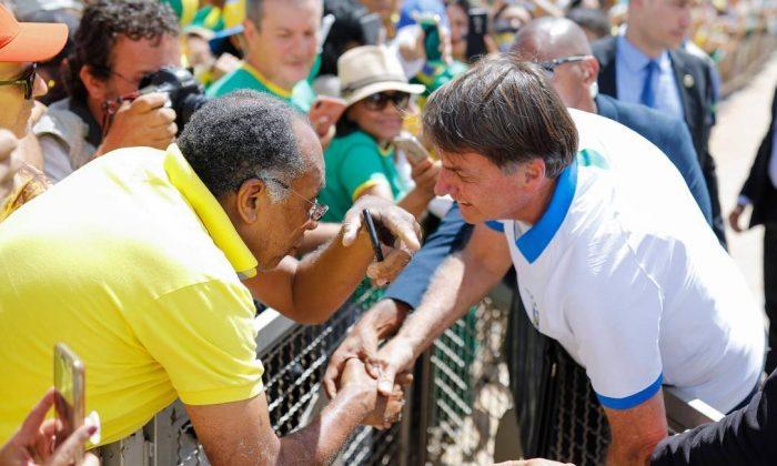 Coronavírus: Bolsonaro