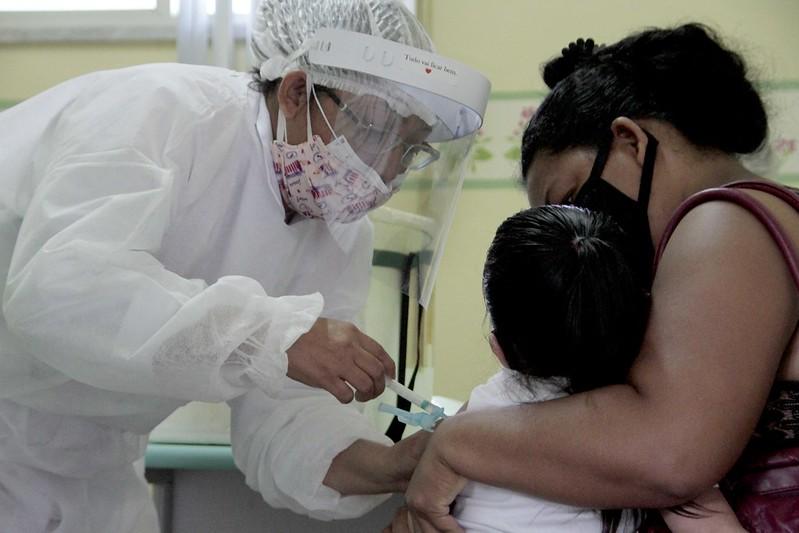 influenza vacinação