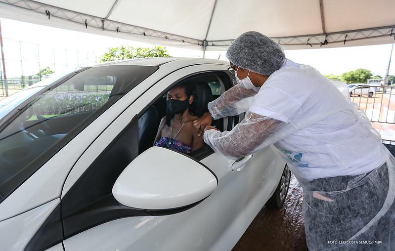 Vacinação Boa Vista