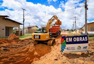 Obras Prefeitura de Boa Vista