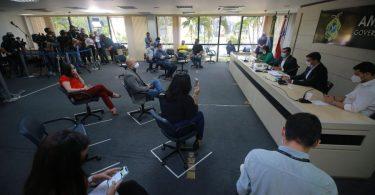 Plano de Prevenção e Controle do Desmatamento e Queimadas do Amazonas | FOTO Arthur Castro