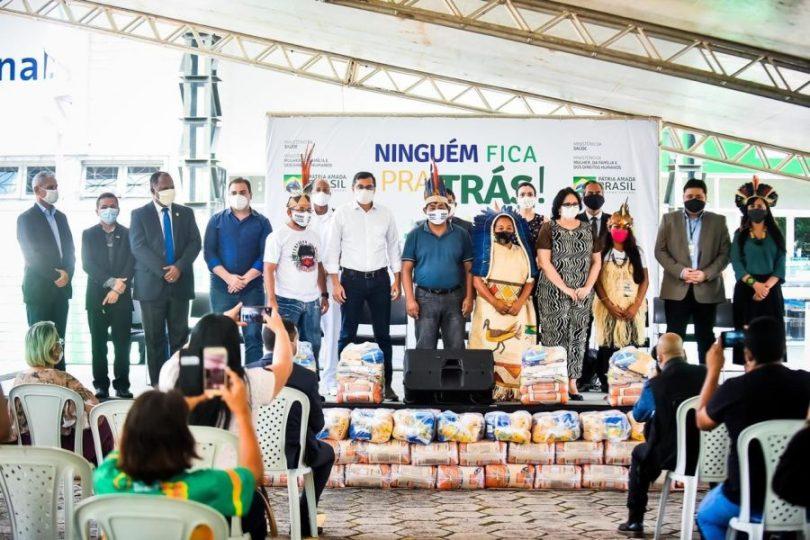 Damares Amazonas Wilson Lima