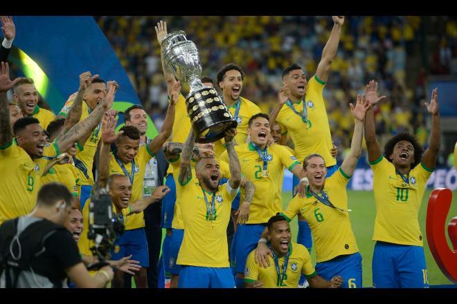 Copa América   Foto; internet