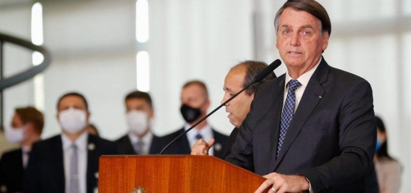 Jair Bolsonaro | Foto : Carolina Antunes/PR