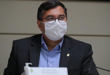 Governador Wilson Lima | FOTO: Divulgação/Secom