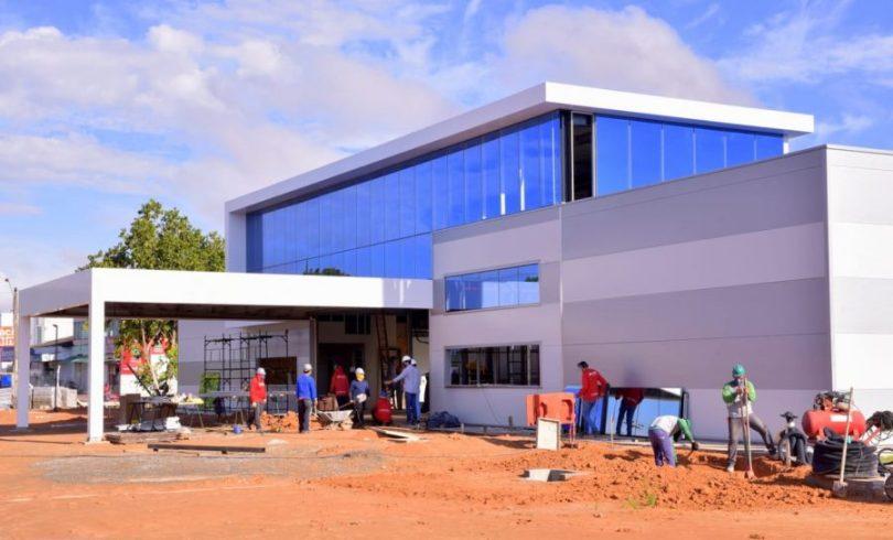 Hospital de Amor em Roraima   Foto: Ederson Brito