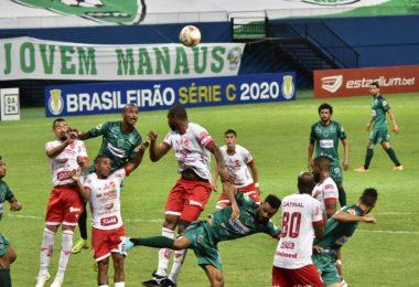 Manaus FC | Fotos: Mauro Neto/Faar