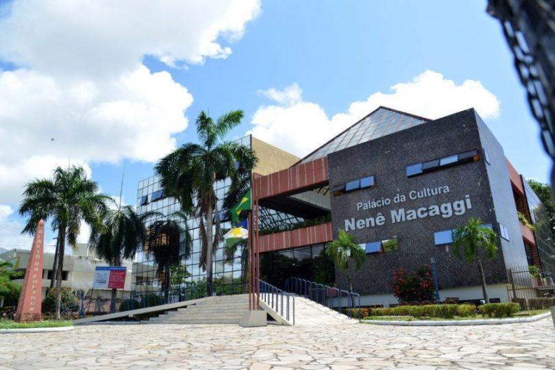 Palácio da Cultura Nenê Macaggi