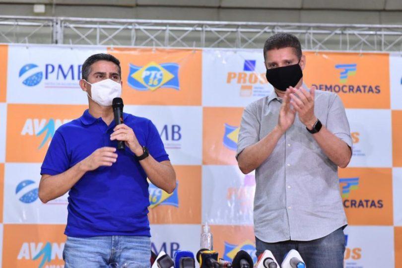 David Almeida e Marcos Rotta | Foto: Assessoria