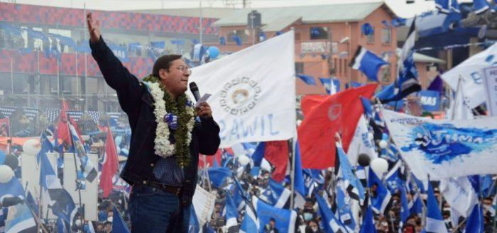 Lucho Arce Bolívia | Foto : Reprodução