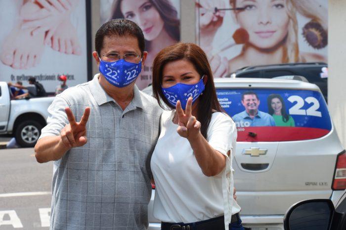 Eleições 2020 Alfredo Nascimento | Foto: Assessoria