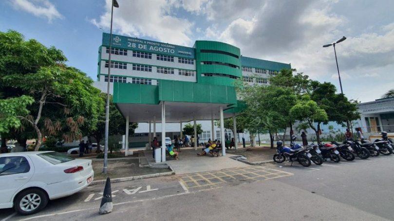 Hospital 28 de Agosto SES-AM | Foto: Divulgação